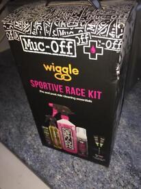 Muc-Off Wiggle Sportive Race Kit