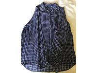 Top Shop Maternity Blouse Size 12