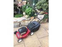 Mountfield push mower fully working