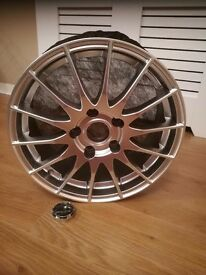 "Fox Racing FX004 16"" Alloy Wheels Brand New"