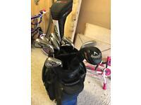 Cobra golf clubs,