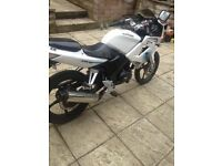 Lexmoto xtrs 125 good little bike brilliant runner