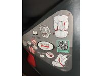 Britax car seat - ideal for grandparents car