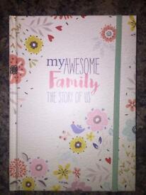 Family diary new