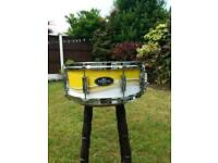 Pearl vision limited edition snare