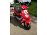 tgb 50 cc moped 65 reg