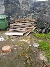 Free firewood log burner wood
