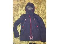 Superdry windbreaker jacket small