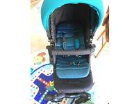 Jane Crosswalk pushchair 5 pieces
