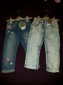 Girls Clothes 18-24months Brand New
