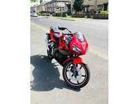 Honda CBR-RW7 Model Very Low Mileage!