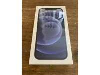iPhone 12 64GB Black Brand New Sealed