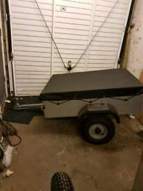 CADDY 430 TRAILER READY TO USE