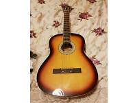 "39"" Acoustic Guitar Package"