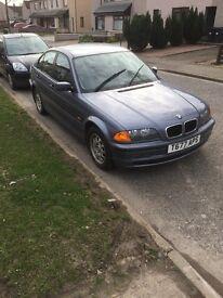 BMW 318i se new mot automatic only 74 k miles