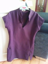 Tunic (Size 8) for Hairdresser / Nail Tech / Beautician / Holistic Therapist Coventry £15