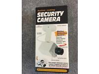 Dummy realistic looking security camera (3 available)
