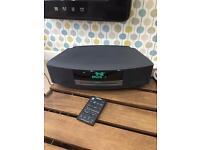 Bose sound wave bedside radio