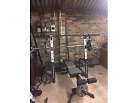 Home gym with everything you need!