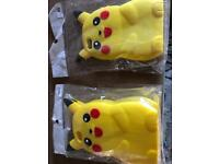 Pokemon silicone iPhone 5 6 case cover new