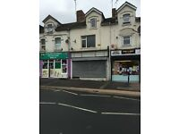 Ground floor Lock up Shop to Let