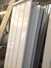 Tall designer radiators for sale.