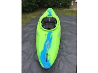 Dagger Axiom 8.0 Lime Blue Kayak