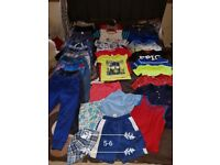 Boys clothes 2-3 3-4 4-5 & 5-6
