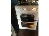 £115.00 Hotpoint creda ceramic electric cooker+60cm+3 months warranty for £115.00