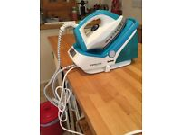 Beldray 2700W Turquoise Digital Steam Surge Pro steam generator iron, 2 litre, New RRP £199.99