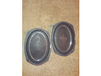 Vibe slick 69.2 6x9 Co-axial Speakers