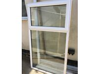 UPVC window, used but good condition, size 181 x 103
