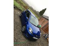 Ford Fiesta ST150 Modified