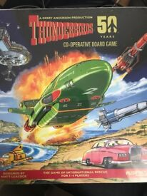 Thunderbirds Board Game including all expansion