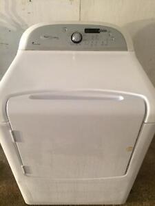 Whirlpool Steam Dryer, Eco Sense, FREE WARRANTY, Delivery Available