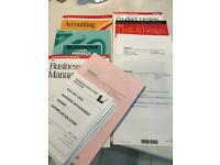Various SQA higher Past papers