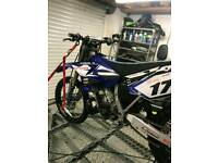 Yz 250 2 stroke !!! Look cheap