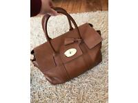 Mulberry Bayswater buckle tan