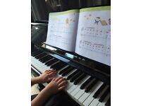 Piano Lessons from qualified teacher **FREE TRIAL**