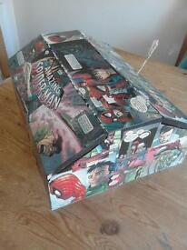 Spider-Man treasures box.