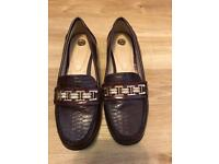 Excellent condition River Island flat shoes