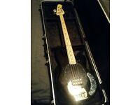 musicman stingray sub 4 string bass