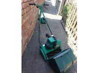Qualcast Suffolk Punch 35S Petrol Lawnmower