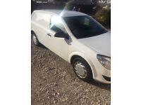 Astra van, 1.3 cdti, white,