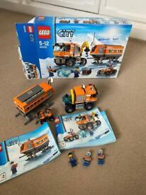 Lego city artic explorer