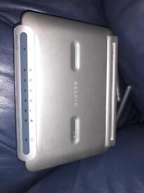 Belkin G Plus Mimi Router