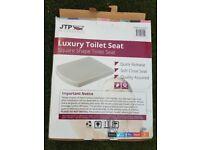 Brand new square toilet seat