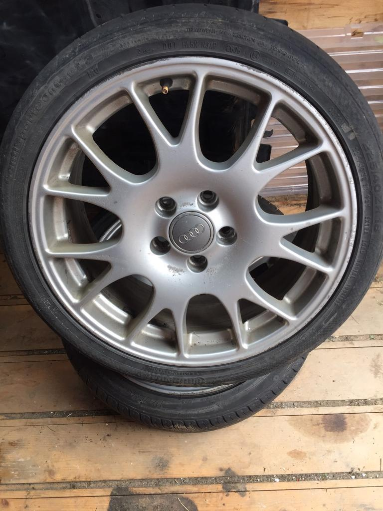 Genuine Bbs Edition 30 Alloys In Dunfermline Fife Gumtree