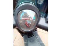 2020 50cc moped