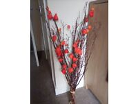 Artificial flowers free